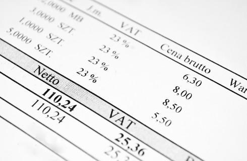 Nowa matryca stawek VAT obniża ceny materiałów higienicznych