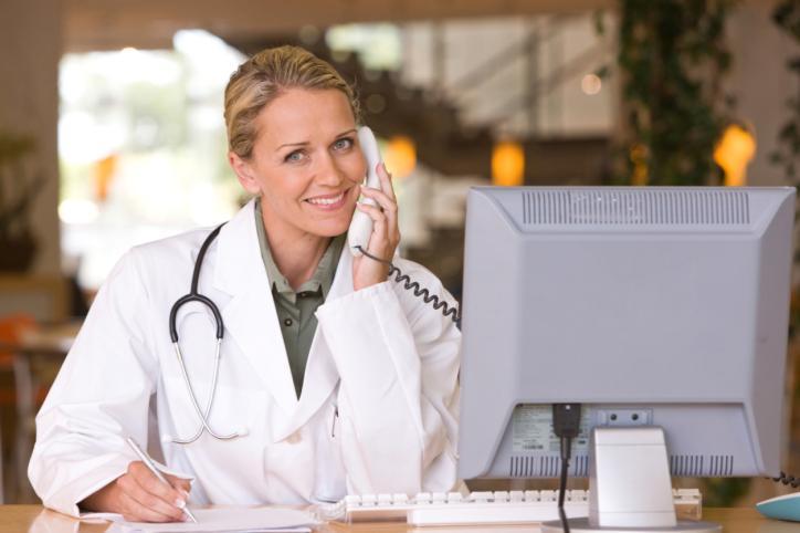 Minister zdrowia opracował standardy udzielania teleporad