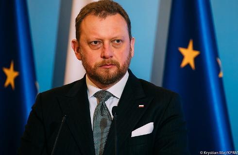 Łukasz Szumowski rezygnuje ze stanowiska