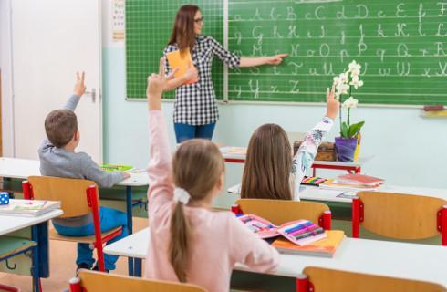 Dzwonek na przerwę nie dla nauczyciela