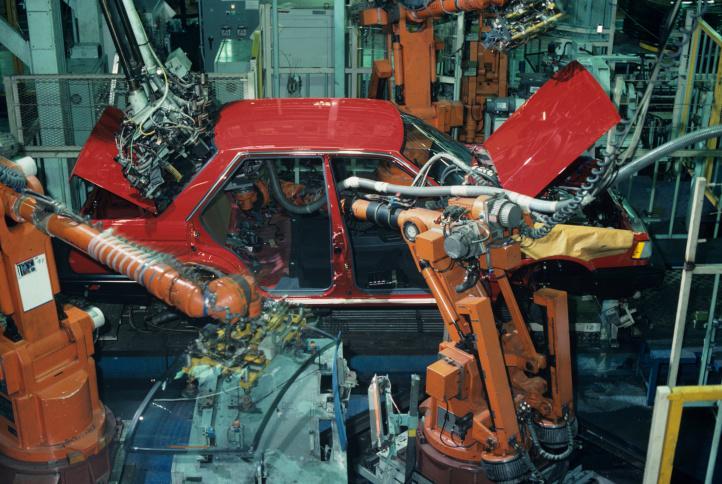 MF: Ulga na robotyzację i automatyzację w połowie 2021 roku