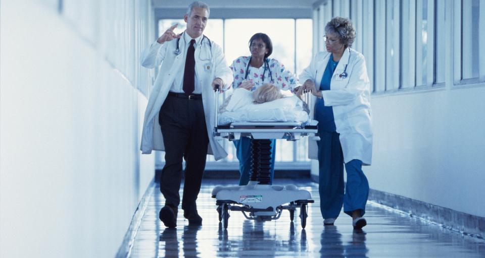 Anestezjolog znieczuli więcej niż jednego pacjenta
