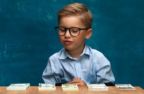 Dziecko uzyskuje pokaźną sumę i… może być problem z zarządem majątkiem