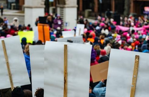 Nastolatek ma prawo do pokojowego protestu