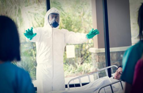 NFZ zmienia wyceny - większość szpitali dostanie mniej na leczenie chorych z koronawirusem