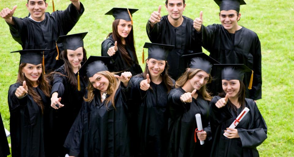 Coraz mniej studentów na uczelniach