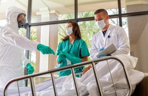Pandemia nie rozwiązuje problemów finansowych szpitali, a abolicji nie będzie