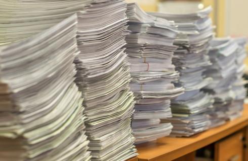 Projekt o obiegu akt między organami administracji odrzucony przez Sejm