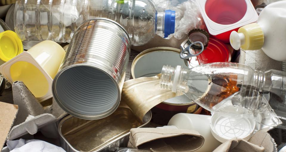 Na początku roku ma być projekt o rozszerzonej odpowiedzialności producentów za odpady