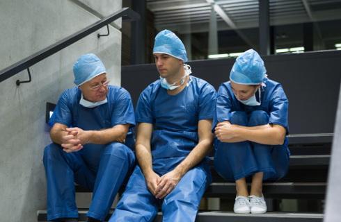 SN odrzuca skargi w sprawie wynagrodzeń za dyżury w szpitalu