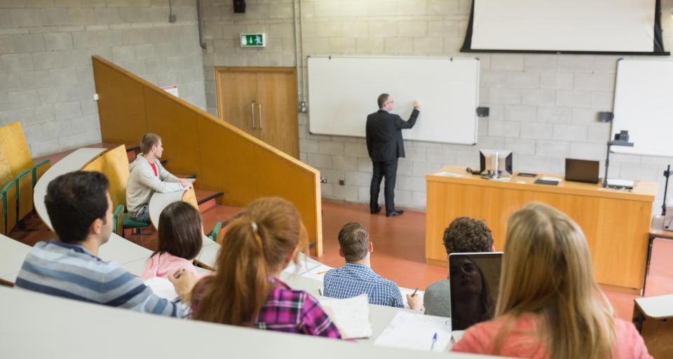 Uczelnia kształtuje program, liczba punktów zależy od rodzaju studiów