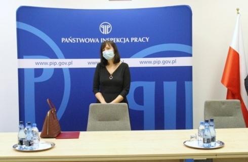 Katarzyna Łażewska-Hrycko została Głównym Inspektorem Pracy