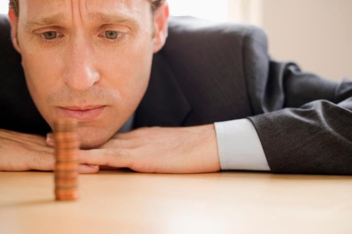 Dorabianie do pensji - nawet inspekcja pracy nie radzi sobie z przestrzeganiem prawa