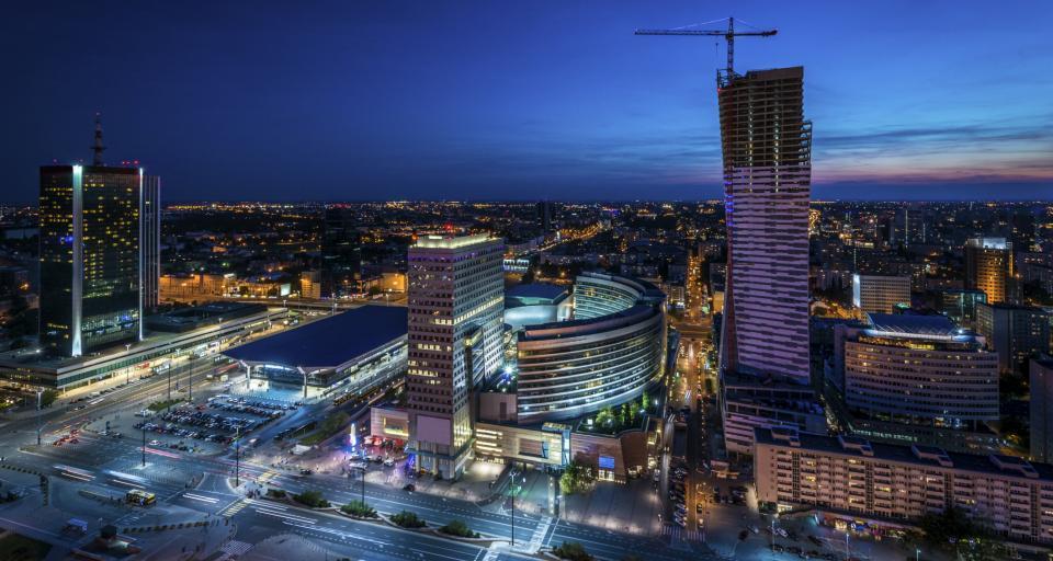 Walka z zanieczyszczeniem światłem powinna być zadaniem samorządu, zwłaszcza metropolitalnego