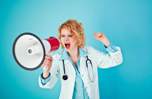 W środę protest pielęgniarek przed Ministerstwem Zdrowia